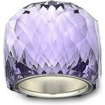 Swarovski Prsten NIRVANA TANZANITE 892212 55 mm