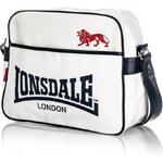 Lonsdale - Classic - Taška přes rameno - Bílá