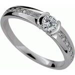 Danfil Zásnubní prsten DF2106 61 mm
