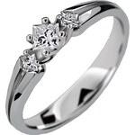 Danfil Zásnubní prsten DF2105 59 mm
