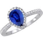 STAVIORI Luxusní zlatý prsten s diamantem PBD3863