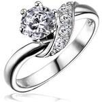 Silvego Stříbrný zásnubní prsten SHZR234 63 mm