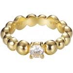 Esprit prsten ES-Solo Pellet Gold ESRG92321B 51 mm