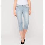 C&A Damen 3/4-Jeans in hellblau von Yessica