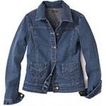 Blancheporte Džínová bunda modrá 38