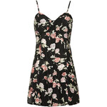 Topshop **Strappy Floral Print Dress by Glamorous