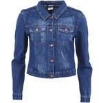 Modrá džínová bunda Vero Moda Nice
