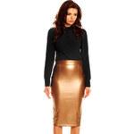 Zlatá sukně H14 S