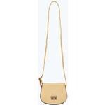 BOOHOO Béžová kabelka s patentkami
