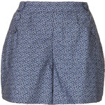Topshop **Button Front Culotte Shorts by Annie Greenabelle