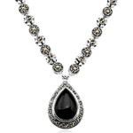 STAVIORI Stříbrný náhrdelník NDM3230
