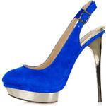 Topshop SUNNY Sling Back Platform Shoes