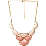 Forever 21 Modern Bib Necklace