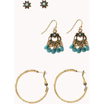 Forever 21 Boho Moment Earring Set