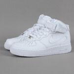 Nike WMNS Air Force 1 Mid '07 LE white / white