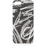 Topshop **Scribble iPhone 5 case by Skinnydip