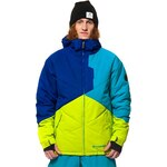 HORSEFEATHERS VECTOR JACKET (lime)