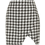 Topshop **Folding Skirt With Zip Detail by Jovonna