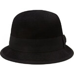Forever 21 Chic Open-Knit Bowler Hat