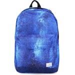 Tmavě modrý unisex batoh Spiral Star Bloom