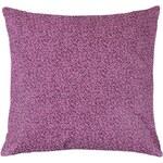 Polštářek Rita, 40 x 40 cm, purpurový lísteček
