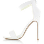 Bílé sandály Nadine EUR37