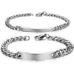 Lesara Partner-Magnet-Armband-Set