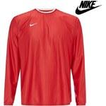 Nike Herren-Langarm-Sportshirt - Rot - S