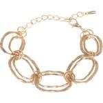 Lesara Glieder-Armband in Goldfarben