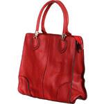 TopMode Stylová dámská kabelka červená