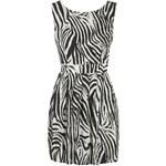 Topshop **Zebra Print Dress by Goldie
