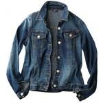 Blancheporte Džínová bunda modrá 36