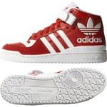 adidas FORUM MID RS XL červená EUR 42