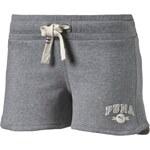 Puma STYLE ATHL Sweat Shorts W šedá XS