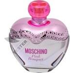 Moschino Pink Bouquet - toaletní voda s rozprašovačem - TESTER 100 ml