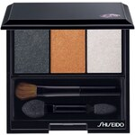 Shiseido Rozjasňující trio oční stíny (Luminizung Satin Eye Color Trio) 3 g GR305 Jungle