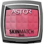 Astor Trio tvářenka Skin Match (Blush) 8,25 g 002 Peachy Coral