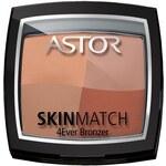 Astor Bronzující pudr Skin Match (4Ever Bronzer) 7,65 g 002 Brunette