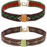 Topshop CAPE 2 PACK Halskette multicolor