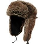 Firetrap Fur Trapper Hat Mens
