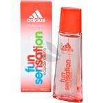 Adidas Fun Sensation - toaletní voda s rozprašovačem 50 ml