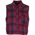 Rock And Rags By Firetrap Plaid Shirt dámský