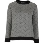 At Republic Quilted Sweater dámské