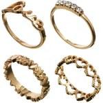 Sada prstenů Crystal Love Z085