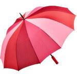 Fare Holový vystřelovací deštník Multicolor Red 4584