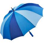 Fare Holový vystřelovací deštník Multicolor Blue 4584
