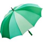 Fare Holový vystřelovací deštník Multicolor Green 4584
