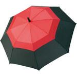 Fare Holový vystřelovací deštník Fibermatic Red 4385