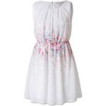 C&A Damen Chiffon-Kleid in weiss von Clockhouse