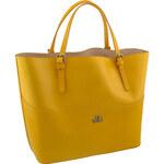 J&C JACKYCELINE dámská kabelka žlutá Mustard